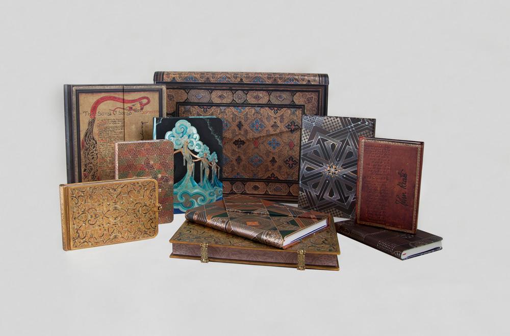 Paperblanks sketchbook notebook